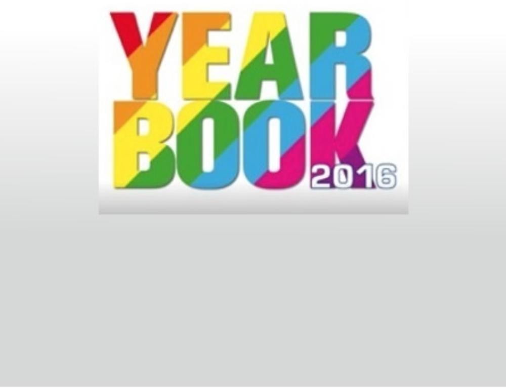 YEAR BOOK 2016. RISCHI DA GIOCARE