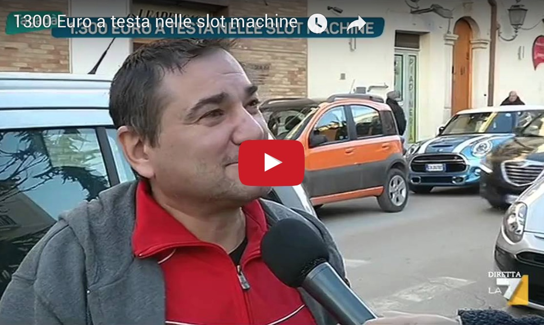 1300 EURO A TESTA NELLE SLOT