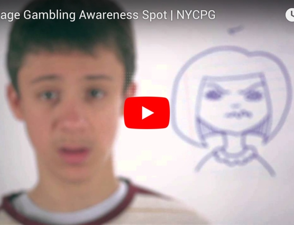UNDERAGE GAMBLING AWARENESS